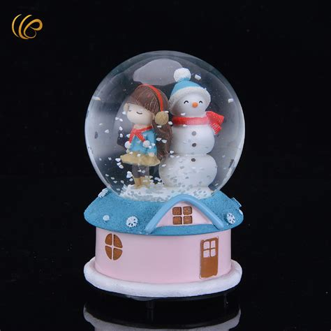 online buy wholesale snowman snow globes from china