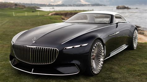 2018 Maybach Vision Delighful 2018 Vision Mercedes