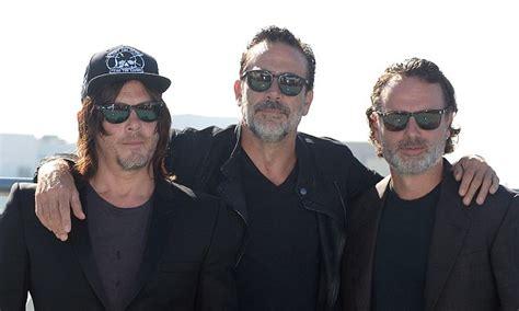 Walking Dead's Jeffrey Dean Morgan Joins Andrew Lincoln