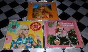 KIT 3 CDs Singles Katy Perry - Never Really Over + Small ...