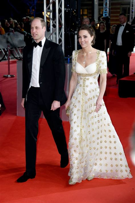 Kate Middleton's 2020 BAFTAs Dress Adhered To The ...