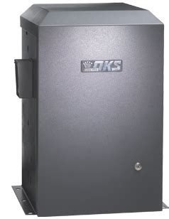 door king gate operator doorking 9150 and industrial slide gate operator