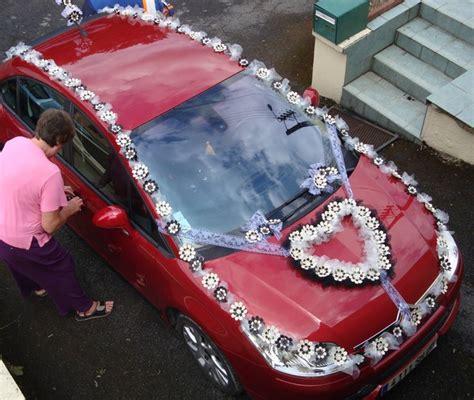 voiture de mariage d 233 coration 2014 6 d 233 co