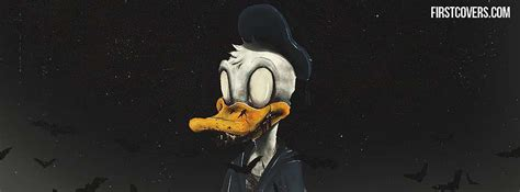 zombie donald duck cover hd wallpapers