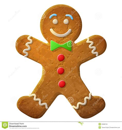 gingerbread decorated colored icing stock photo image 33688720