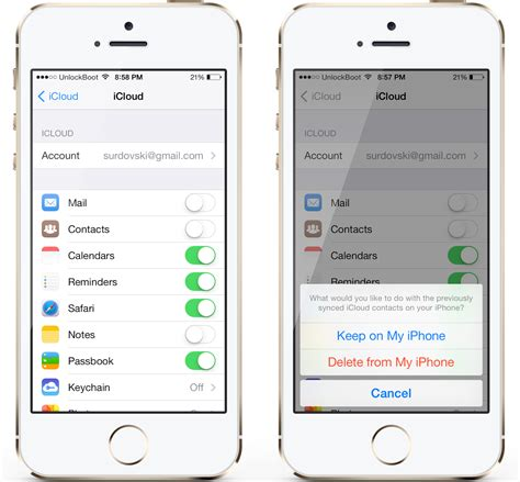 how to delete all iphone contacts at once