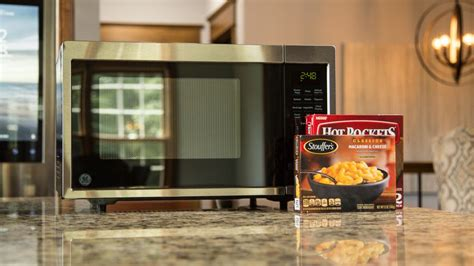 Ge Smart Countertop Microwave Oven With Scan-to-cook Technology Review