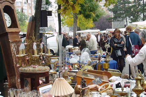 flohmarktplaner frankreich flohmarkt puces de la porte de vanves