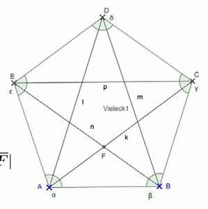 Fünfeck Berechnen : geometrie pentagramm gleiche l nge der diagonalen rhombus und trapez beweisen mathelounge ~ Themetempest.com Abrechnung