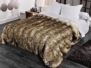 Plaid Pour Lit : plaid pas cher plaid polaire plaid laine plaid fausse fourrure 2 ~ Teatrodelosmanantiales.com Idées de Décoration