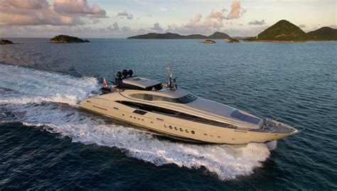 Antigua Boat Charter by Antigua Charter Yacht Show Showcases The Finest Luxury