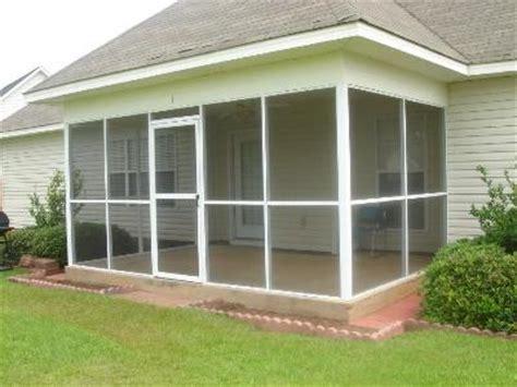 macon ga screen porches archadeck of central ga