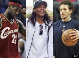 I had to put him first.\\ LeBron James' Mom & Delonte West NOT Sleeping Together: Lawyer