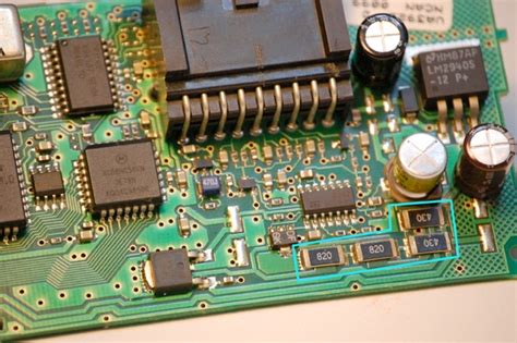 Overhead Console Repair Diy Temp Compass Blazer