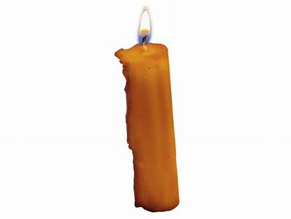 Candle Burning Transparent Clipart Isolated Candles Wax