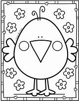 Coloring Pond Club Pages Preschool Easter Fromthepond Colouring Printable sketch template