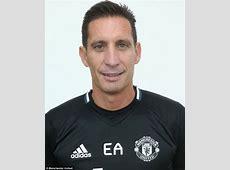 Manchester United draft in David de Gea's mentor Emilio