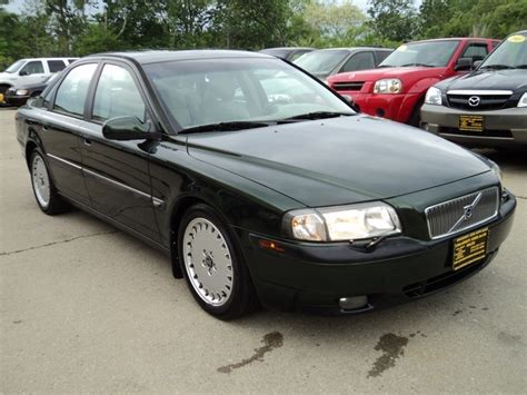 1999 S80 Volvo by 1999 Volvo S80 Information And Photos Momentcar