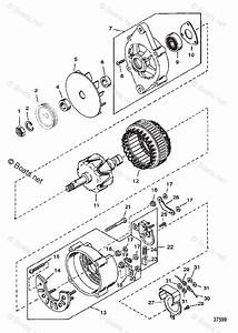 Mercury Mercruiser Sterndrive Parts By Size  U0026 Serial Engines
