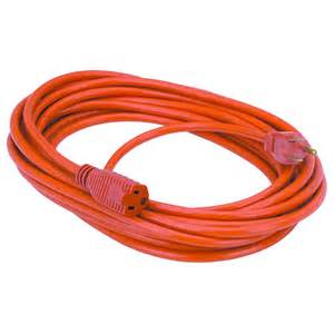6 ft outdoor extension cord