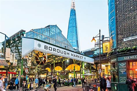 borough market tourists 39 shun major attractions in wake of london and