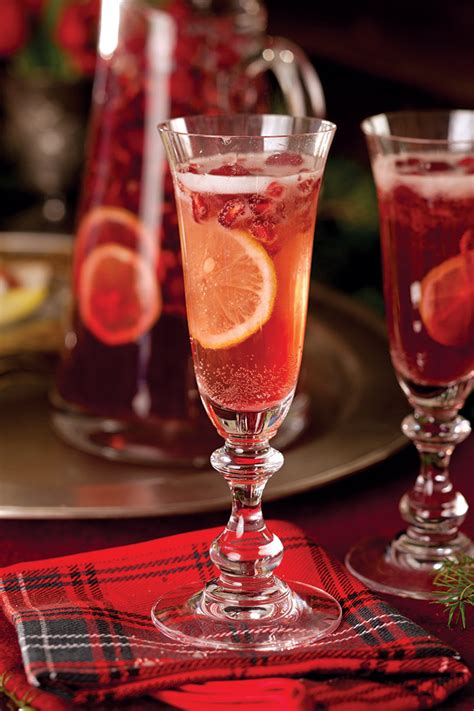 Festive Christmas Cocktails  The Cottage Journal