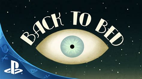 foto de Back to Bed Coming to PS4 PS3 and PS Vita August 25th