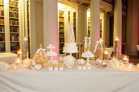 create  amazing dessert table  fell  love