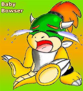 Baby Bowser by Nyaly on DeviantArt