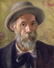 Auguste Renoir Self Portrait