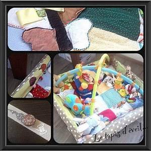 Tapis de jeux d39eveil pour bebe patron couture gratuit for Tapis enfant avec coudre un canapé en cuir