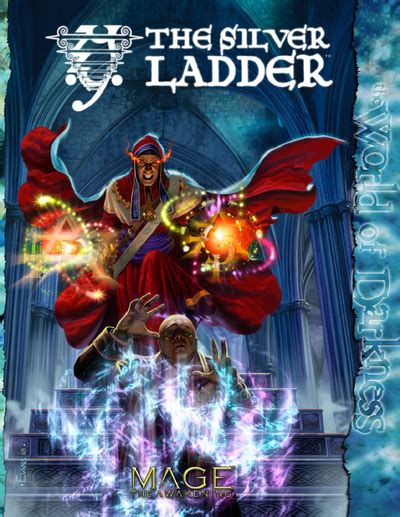 Wod Mage The Library Of Myth