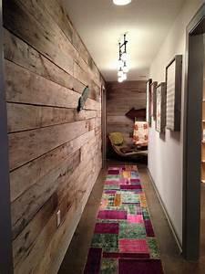Flur Gestalten Wände Grau : schaffen sie eine gem tliche atmosph re im zimmer holzwand ideen ~ Bigdaddyawards.com Haus und Dekorationen