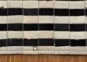 Kuhfell Teppich Weiß : kuhfell teppich patchwork schwarz weiss 200 x 150 cm ~ Yasmunasinghe.com Haus und Dekorationen