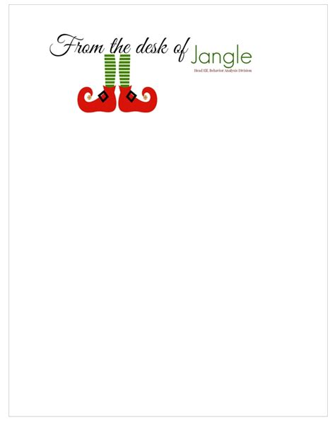 on the shelf template letter template sle letter template