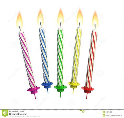 bougies allum 233 es color 233 es illustration stock illustration du lumineux 16279703
