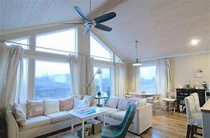 beach house blues five essentials to creating the With beach house interior designs pictures