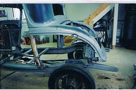 ford  quarter panel fabrication