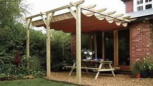 Tonnelle En Bambou : construire une tonnelle en bois les bonnes pratiques ~ Premium-room.com Idées de Décoration