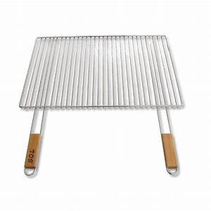 Grille Barbecue 60 X 40 : grille de cuisson de 60 x 40 cm chrom pour barbecue ~ Dailycaller-alerts.com Idées de Décoration