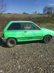 What Do You Guys Think Of My 1988 Ford Festiva   Roastmycar