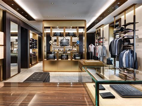 Brioni Flagship Store In Milan