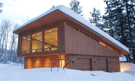 cabin garage plans modern garage with shed roof seattle modern sheds cabin garage plans mexzhouse com