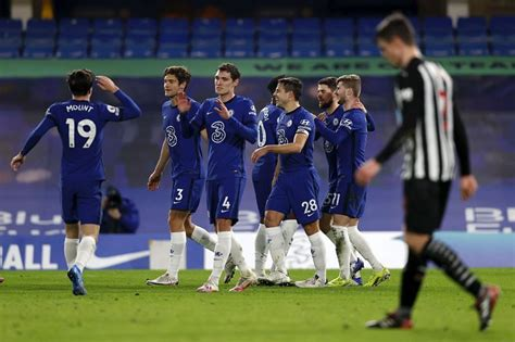 Chelsea 2-0 Newcastle United: Player ratings as Blues ...