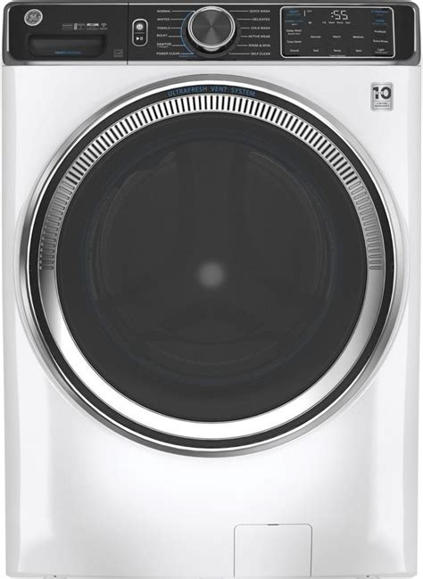 ge  cu ft smart front load washer gfw spencers tv appliances