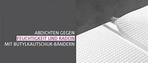 Mauer Gegen Feuchtigkeit Abdichten : abdichten gegen feuchtigkeit und radon ~ Sanjose-hotels-ca.com Haus und Dekorationen
