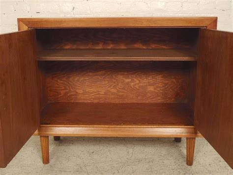 two door mid century cabinet for sale at 1stdibs