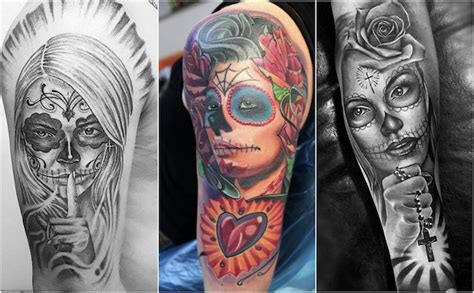 beautiful la catrina tattoo   meaning