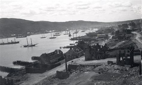 Boat Supplies Saint John Nb by The St John S Fire Of 1892