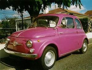 Fiat 500 Violet : fiat 500 auto titre ~ Gottalentnigeria.com Avis de Voitures